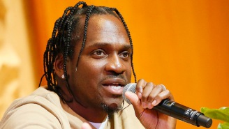 Pusha T Says He's Working On New Music With Madlib