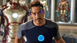 Noted Avenger Robert Downey Jr. Is Producing A New Netflix Series… For DC Comics