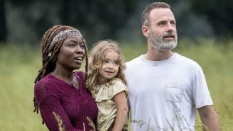 Everything We Know About Michonne And The Rick Grimes' 'The Walking Dead' Movies