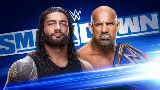 WWE Friday Night Smackdown Open Discussion Thread: Goldberg And Reigns Sign A Contract