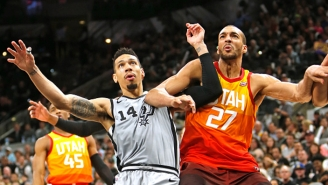 Danny Green Says Rudy Gobert Doesn't Deserve To Be 'Blamed Or Bashed'