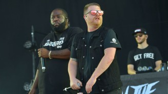 El-P Previewed New Music But Told Fans He's Unsure About A Release Date For 'Run The Jewels 4'