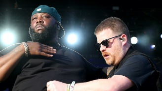 Run The Jewels' New 'Ju$t' Remix From What So Not Started Out 'As A Bootleg'