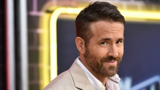Ryan Reynolds Is In Talks To Star In Netflix's Live-Action 'Dragon's Lair' Movie