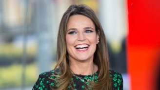 Savannah Guthrie Has Begun Anchoring 'Today' From Her Basement While Under Self-Quarantine