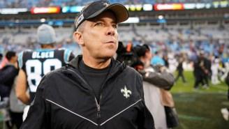 New Orleans Saints Head Coach Sean Payton Has Tested Positive For Coronavirus