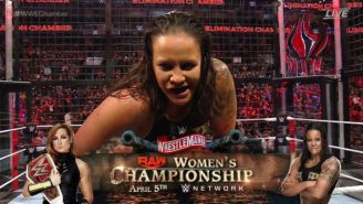 Here's Your 2020 Women's Elimination Chamber Match Winner And Becky Lynch's WrestleMania Opponent