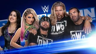 WWE Friday Night Smackdown Open Discussion Thread: nWo