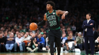 Marcus Smart Is The Latest NBA Player To Test Positive For The Coronavirus