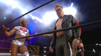 The Ins And Outs Of AEW Dark 3/24/20: Alone In The Dark