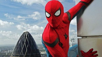 Every Live-Action Spider-Man Was Supposed To Be In 'Spider-Verse,' But It Was Deemed 'Too Soon'
