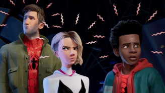 Jake Johnson Is Recording Messages As His 'Spider-Man: Into The Spider-Verse' Character For Quarantined Kids