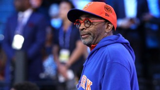 Spike Lee Couldn't Believe MSG Security Asked For Patrick Ewing's Credentials