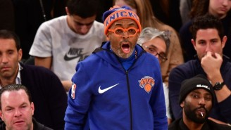 Spike Lee Called The Knicks 'The Laughingstock Of The League' In Response To Their Bizarre Statement