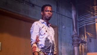 Chris Rock Will 'Tear This City Apart' To Find The Jigsaw Killer In The 'Spiral: From The Book Of Saw' Trailer