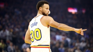 Steph Curry Scored 23 Points In His Long-Awaited Return To The Warriors