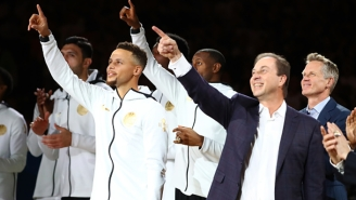 The Warriors' Owners, Players, And Coaches Have Pledged $1 Million For Their Arena Workers