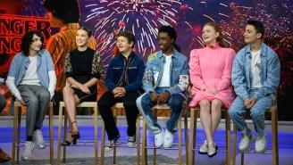 The 'Stranger Things' Kids Rap 'Big Poppa' And Get Summer Jobs On 'Carpool Karaoke'