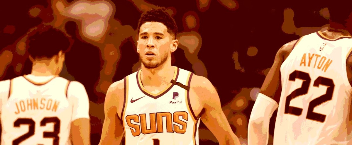 How The Phoenix Suns Kept Their Season Going With 'NBA 2K' Streams