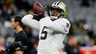 The Panthers Are Reportedly Signing Teddy Bridgewater To Replace Cam Newton