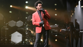 The Weeknd Gave Superb Performances Of 'Blinding Lights' And 'Scared To Live' On 'SNL'
