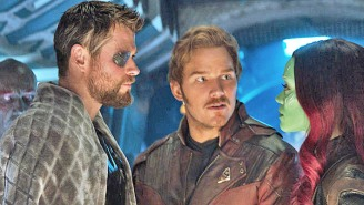Marvel Fans Are Freaking Out Over 'Thor: Love And Thunder' Including Some Guardians Of The Galaxy