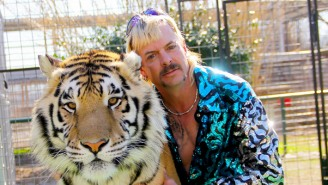 Watch Midland Cover Joe Exotic's 'I Saw A Tiger' From Netflix's Batsh*t New Show, 'Tiger King'