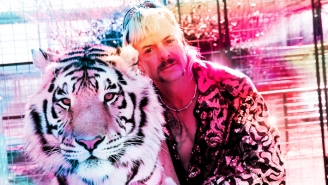 Remembering The Time When 'Tiger King' Joe Exotic Freaked Out John Oliver