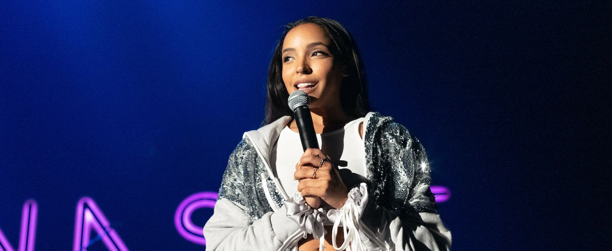 Tinashe Tells Us How She's Bringing Her Live Performance Into America's Living Rooms