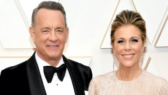 Tom Hanks And Rita Wilson's Blood Will Be Used To Help Develop A Coronavirus Vaccine