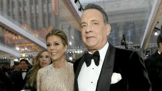 Tom Hanks And Rita Wilson Have Tested Positive For Coronavirus While In Australia