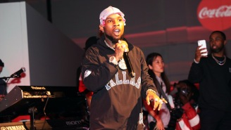 Tory Lanez Held A Wild Streaming Party With A Justin Bieber Sing-Off And A Twerking Contest