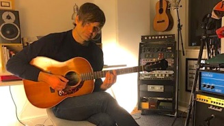Ben Gibbard Officially Releases 'Life In Quarantine' To Benefit The Seattle Homeless Population