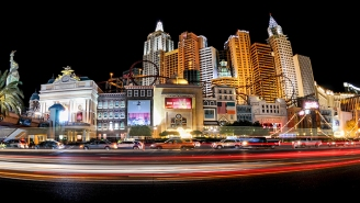 The Vegas Strip Will Go Dark To Curb The Coronavirus Spread