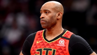 Vince Carter Got Emotional After What Could Be The Last Game Of His NBA Career