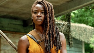 Danai Gurira Posted A Touching Farewell To Her 'Walking Dead' Family After Michonne's Exit