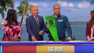 A 'Wheel of Fortune' Contestant Nearly Gave Pat Sajak A 'Stroke' By Narrowly Missing $1 Million