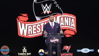 WrestleMania 36 Has Been Moved Out Of Tampa And Into The WWE Performance Center