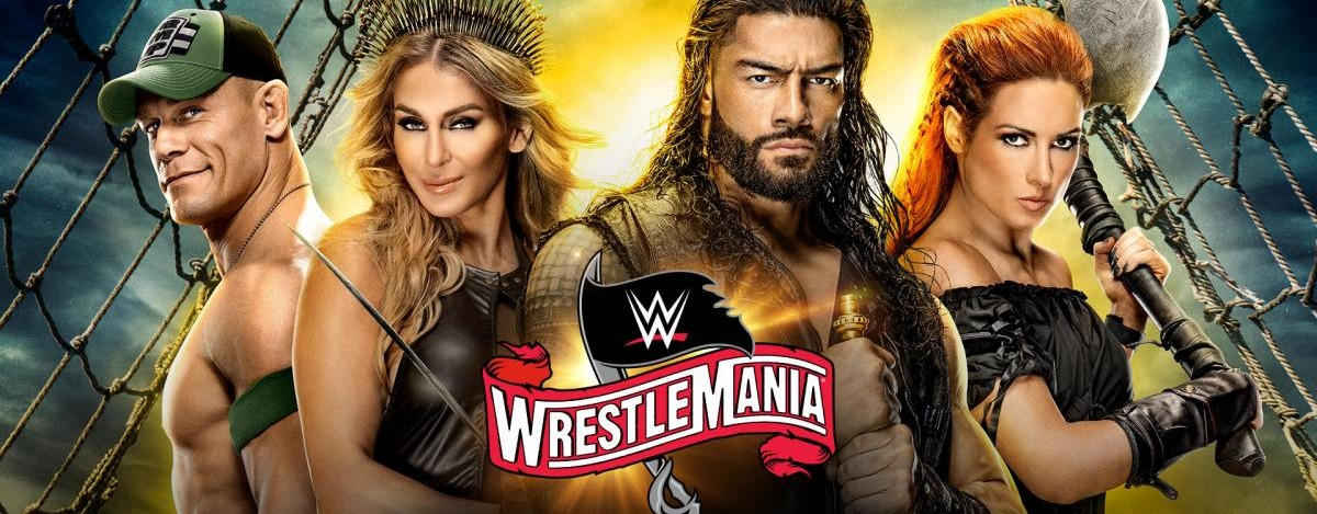 WWE Has New WrestleMania Deals With FOX Sports And FITE TV