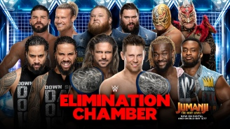 WWE Elimination Chamber 2020 Open Dicussion Thread