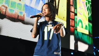 YBN Nahmir Hits The Racetrack With G-Eazy And Offset For His Polished '2 Seater' Video