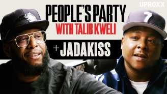 Talib Kweli & Jadakiss Talk The Lox, Bad Boy, Ruff Ryder, Ignatius