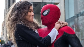 Zendaya Said The Biggest Difference Between Filming 'Euphoria' And 'Spider-Man' Are All The Secrets