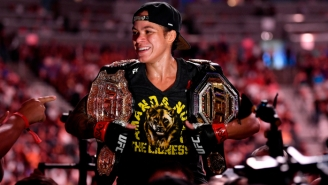 Amanda Nunes Predicts She'll 'Never Lose Again' Ahead Of Her UFC Featherweight Title Defense