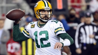 Aaron Rodgers Will Get The Chance To Guest Host 'Jeopardy!'