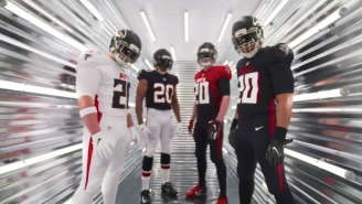 The Falcons Are The Latest NFL Team To Unveil New Uniforms