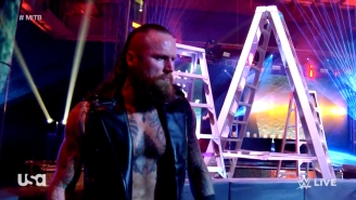 Here's A Good Look At The Rooftop Set For WWE Money In The Bank