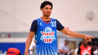 Five-Star UCLA Commit Daishen Nix Will Pass On College And Join The G League's Select Team