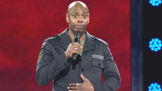Dave Chappelle Quietly Dropped A Special On Netflix's YouTube Titled '8:46' That Focuses On Police Brutality