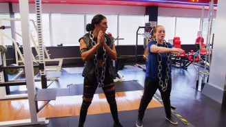 WWE And Quibi Get Ready To 'Fight Like A Girl' Next Week